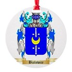 Bialowice Round Ornament