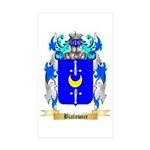 Bialowice Sticker (Rectangle 50 pk)