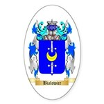 Bialowice Sticker (Oval 50 pk)