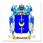 Bialovitch Square Car Magnet 3