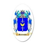 Bialovchik 35x21 Oval Wall Decal