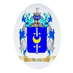 Bialik Ornament (Oval)