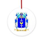Bialik Ornament (Round)