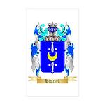 Bialczyk Sticker (Rectangle 10 pk)