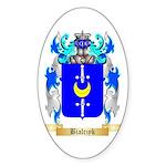 Bialczyk Sticker (Oval 10 pk)