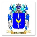 Bialasinski Square Car Magnet 3