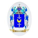 Bialasinski Ornament (Oval)