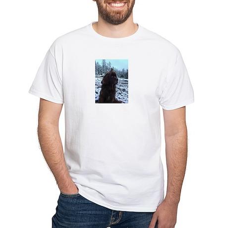 Hercules&Stella White T-Shirt