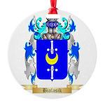 Bialasik Round Ornament