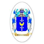 Bialasiewicz Sticker (Oval)