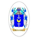Bialasiewicz Sticker (Oval 10 pk)