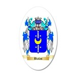 Bialas 35x21 Oval Wall Decal