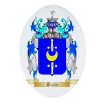 Biala Ornament (Oval)