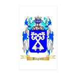 Biagiotti Sticker (Rectangle 50 pk)