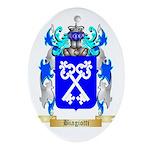Biagiotti Ornament (Oval)