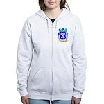 Biagioli Women's Zip Hoodie