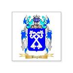 Biagioli Square Sticker 3