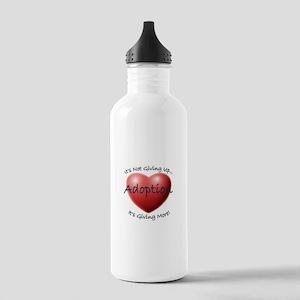 2-adoption Water Bottle