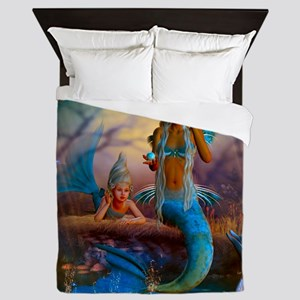 Best Seller Merrow Mermaid Queen Duvet