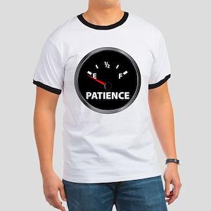 fuel gauge.patience T-Shirt