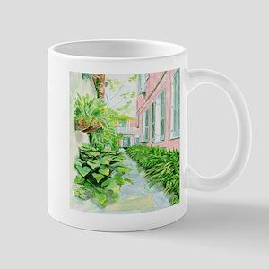 New Orleans Courtyard Mug