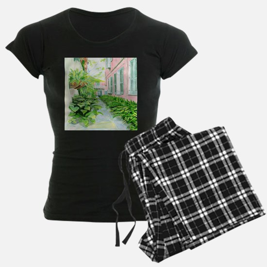 New Orleans Courtyard Pajamas