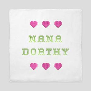 Nana Dorthy Queen Duvet