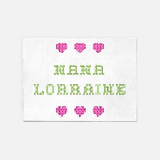 Nana Lorraine 5'x7' Area Rug