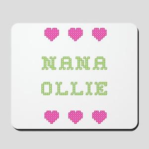 Nana Ollie Mousepad