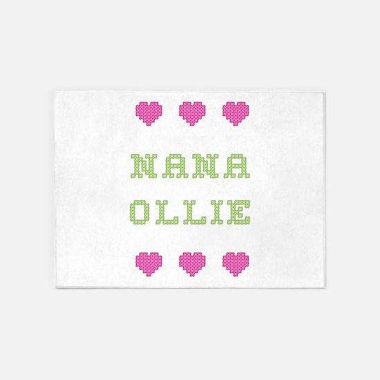 Nana Ollie 5'x7' Area Rug