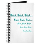 Blah blah blah Journal