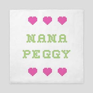 Nana Peggy Queen Duvet