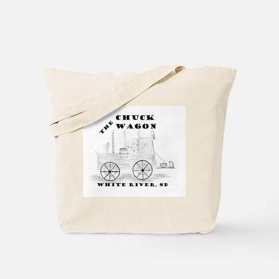 Chuckwagon Tote Bag