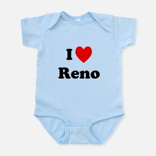 I Love Reno Body Suit