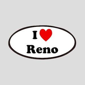 I Love Reno Patches