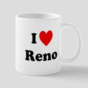 I Love Reno Mug