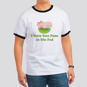 two peas-twin-maternity T-Shirt