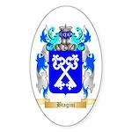 Biagini Sticker (Oval 10 pk)
