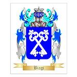Biagi Small Poster