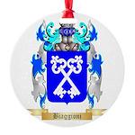 Biaggioni Round Ornament
