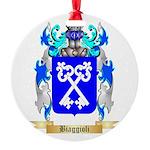 Biaggioli Round Ornament