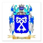 Biaggetti Square Car Magnet 3