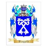 Biaggelli Small Poster