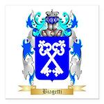 Biagetti Square Car Magnet 3