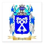 Biagelli Square Car Magnet 3
