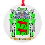 Bezarra Round Ornament