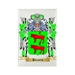 Bezarra Rectangle Magnet (10 pack)
