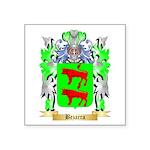 Bezarra Square Sticker 3