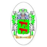 Bezarra Sticker (Oval 50 pk)