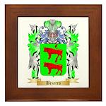 Bezarra Framed Tile